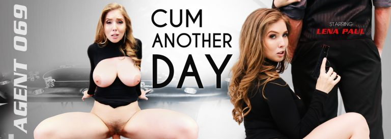 [VR] Cum Another Day - Lena Paul