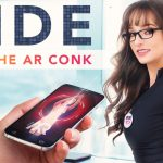 VR Porn video with Inside the AR Conk Lexi Luna
