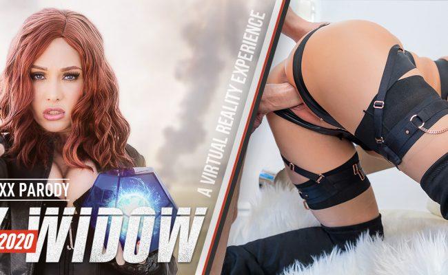 VR Porn video with Black Widow 2020 (A XXX Parody) Jeanie Marie Sullivan