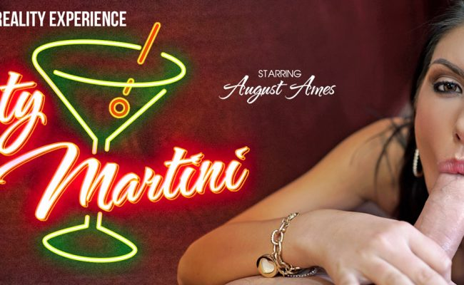 VR Porn video with Dirty Martini August Ames